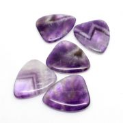 Jewel Tones - Amethyst - 1 Guitar Pick | Timber Tones